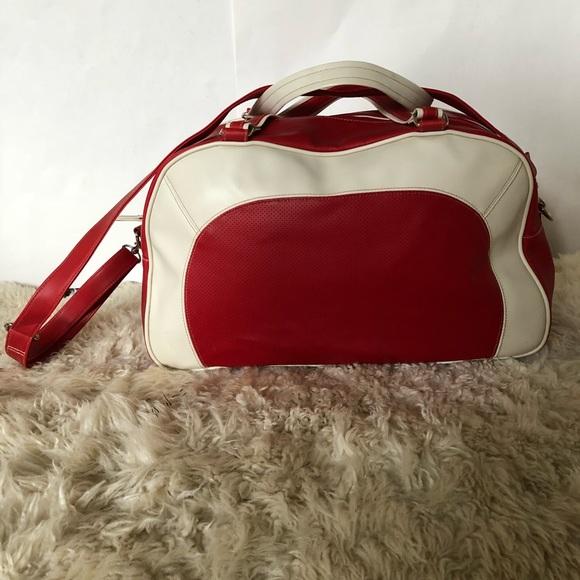 f16c3d5e52b4 Lucky Brand Lucky You Retro Duffle Travel Bag